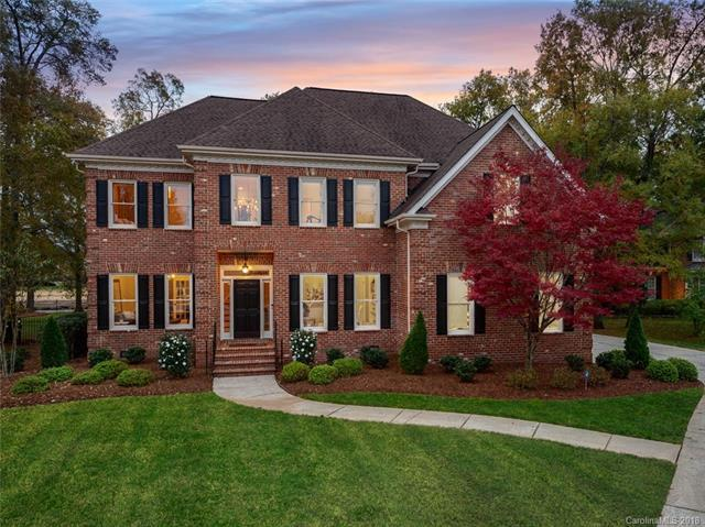 10803 Old Tayport Place, Charlotte, NC 28277 (#3456852) :: Exit Mountain Realty