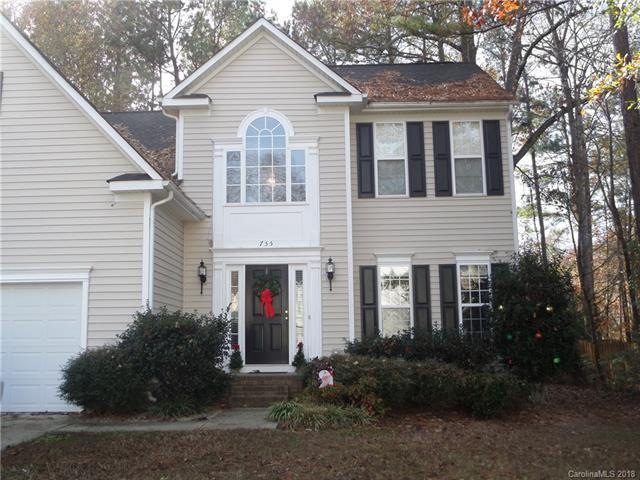 755 Sunset Point Drive #102, Rock Hill, SC 29732 (#3456911) :: Phoenix Realty of the Carolinas, LLC