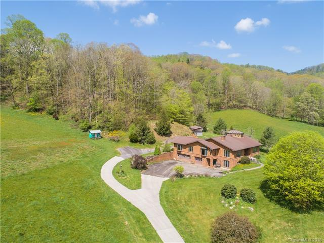 415 Beauty Spot Cove Road, Mars Hill, NC 28754 (#3457045) :: MartinGroup Properties