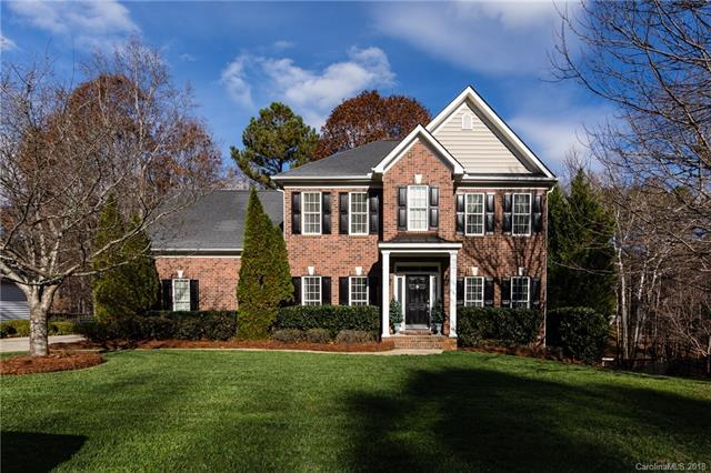 4037 Nicole Eileen Lane, Charlotte, NC 28216 (#3457076) :: Besecker Homes Team