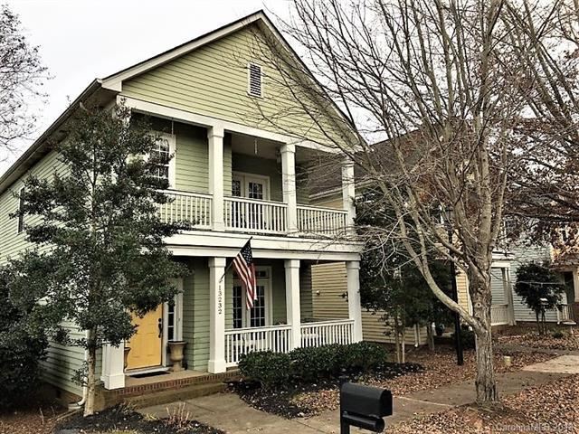 13232 Kennerly Drive, Huntersville, NC 28078 (#3457237) :: Odell Realty