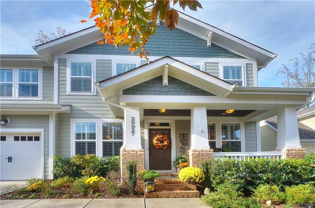 20027 Northport Drive, Cornelius, NC 28031 (#3457344) :: Odell Realty