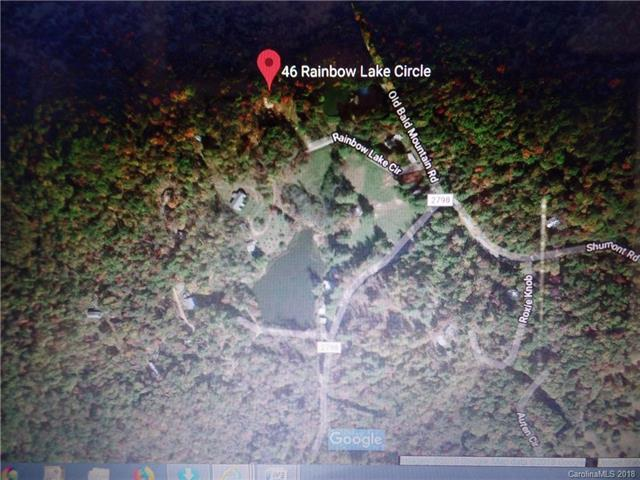 46 Rainbow Lake Circle W #4778, Black Mountain, NC 28711 (#3457401) :: Keller Williams Biltmore Village