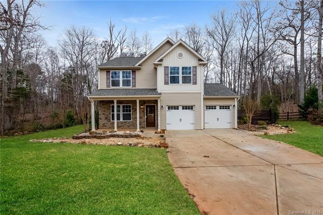 10934 Flintshire Road, Mint Hill, NC 28227 (#3457423) :: High Performance Real Estate Advisors