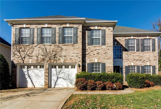 1445 Bedlington Drive NW #95, Charlotte, NC 28269 (#3457525) :: The Temple Team