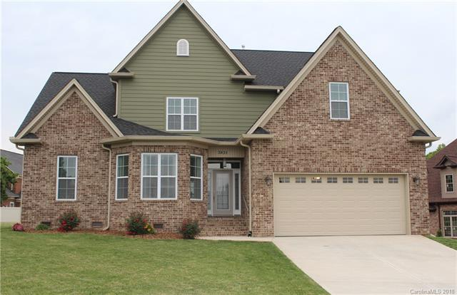 3831 1st Street Circle NW, Hickory, NC 28601 (#3457585) :: Exit Mountain Realty