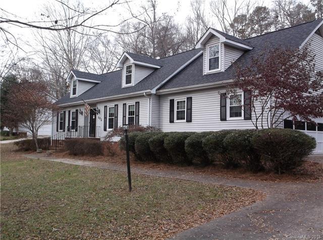 502 Camelot Drive, Salisbury, NC 28144 (#3457591) :: Exit Realty Vistas