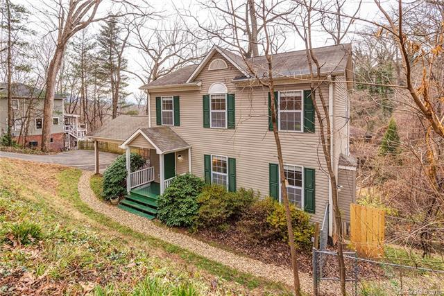 1 Pickwick Road, Asheville, NC 28803 (#3457596) :: Besecker Homes Team