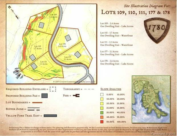 1425 Yellow Fork Trail #178, Nebo, NC 28761 (#3457644) :: High Performance Real Estate Advisors