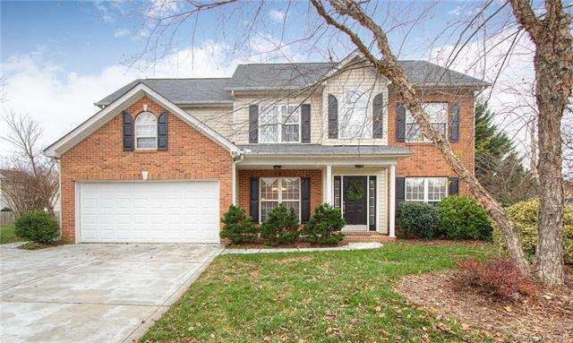 7002 Thicketty Parkway, Indian Trail, NC 28079 (#3457733) :: Scarlett Real Estate