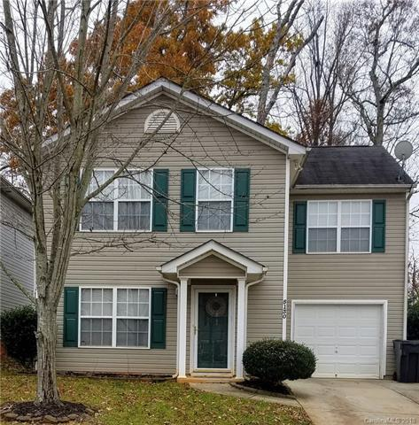 5130 Grays Ridge Drive #18, Charlotte, NC 28269 (#3457740) :: The Ramsey Group