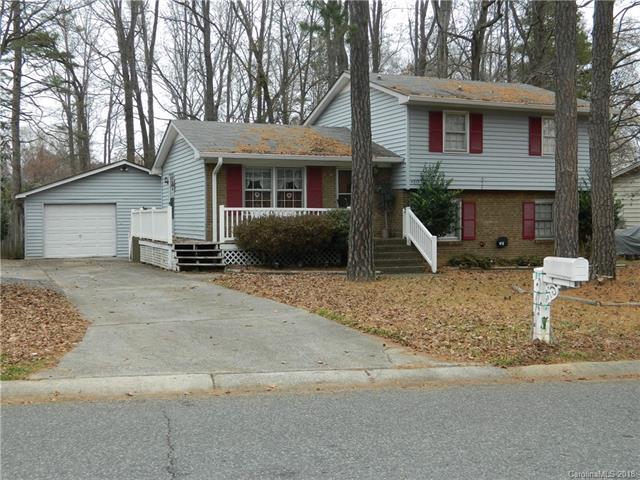 4319 Strangford Avenue, Charlotte, NC 28215 (#3457745) :: High Performance Real Estate Advisors