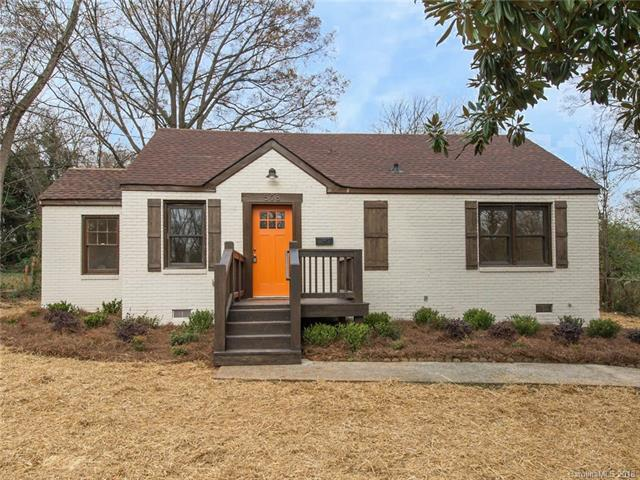 508 Franklin Avenue, Charlotte, NC 28206 (#3457746) :: MECA Realty, LLC
