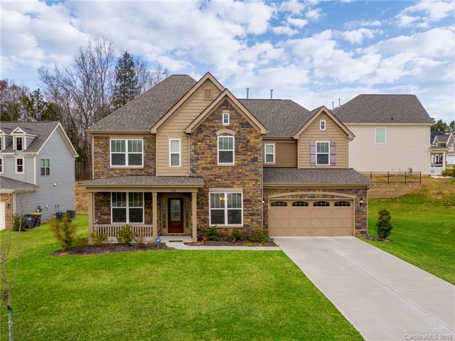 9724 Colts Neck Lane, Concord, NC 28027 (#3457845) :: Odell Realty
