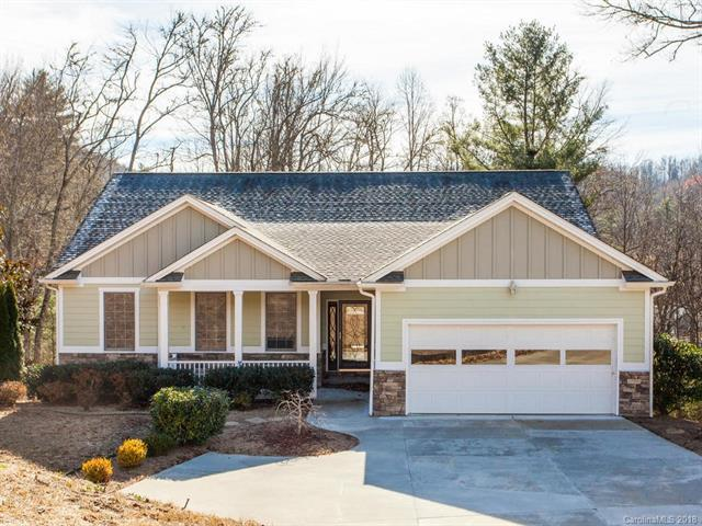 92 Clays Cove, Hendersonville, NC 28739 (#3457896) :: RE/MAX Four Seasons Realty
