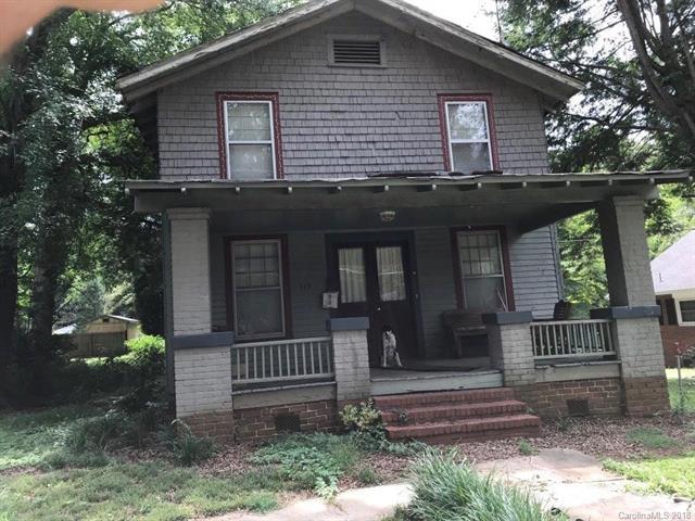 319 Mulberry Street, Statesville, NC 28677 (#3457943) :: Phoenix Realty of the Carolinas, LLC