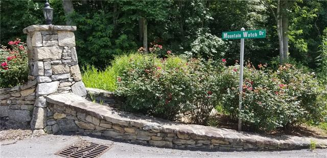 Lot 19 Mountain Watch Drive, Waynesville, NC 28785 (#3458068) :: Caulder Realty and Land Co.