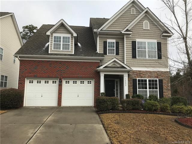 14002 Green Birch Drive, Pineville, NC 28134 (#3458099) :: RE/MAX Four Seasons Realty
