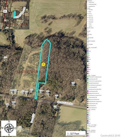 2.48ac James Farm Road, Statesville, NC 28625 (#3458121) :: Exit Realty Vistas