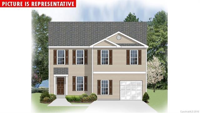 5413 Tumbling Brook Lane Lot 41, Charlotte, NC 28216 (#3458190) :: MartinGroup Properties