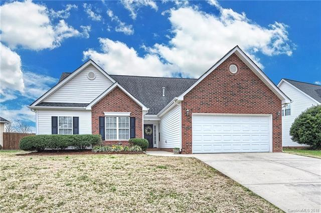 4001 Hemby Commons Parkway, Indian Trail, NC 28079 (#3458196) :: Stephen Cooley Real Estate Group
