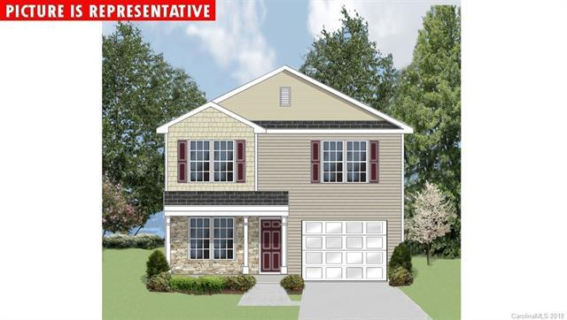 5420 Tumbling Brook Lane Lot 46, Charlotte, NC 28216 (#3458208) :: MartinGroup Properties