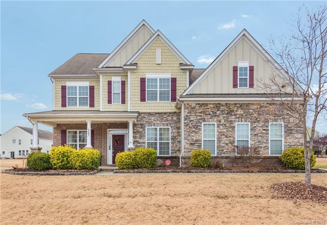 2007 Blue Range Road, Indian Trail, NC 28079 (#3458265) :: Exit Mountain Realty