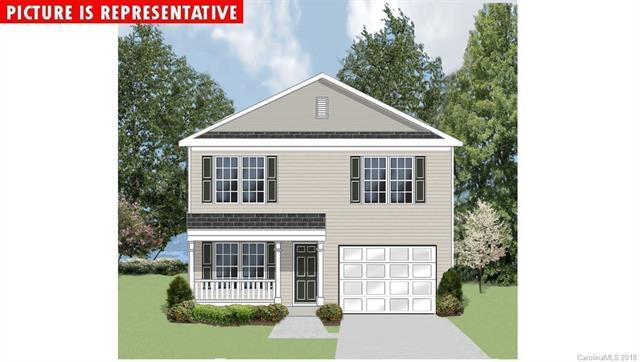5432 Tumbling Brook Lane Lot 49, Charlotte, NC 28216 (#3458333) :: Exit Mountain Realty