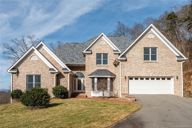 145 Winding Ridge Road, Fairview, NC 28730 (#3458363) :: The Ramsey Group