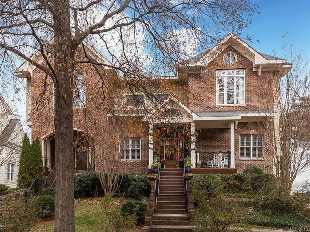 306 Hillside Avenue, Charlotte, NC 28209 (#3458438) :: LePage Johnson Realty Group, LLC