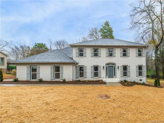 3701 Foxridge Road, Charlotte, NC 28226 (#3458481) :: Exit Mountain Realty