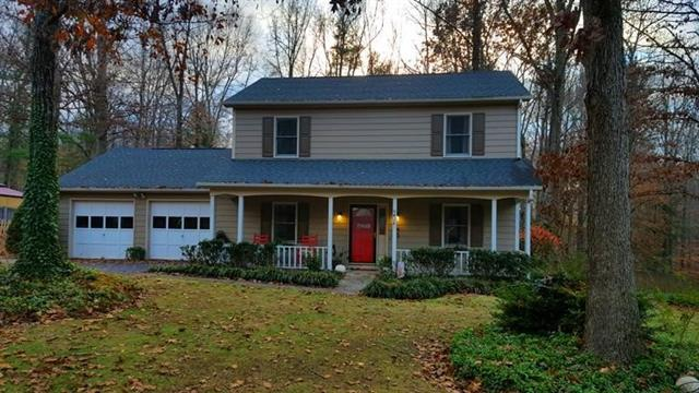 3153 Village Drive, Morganton, NC 28655 (#3458530) :: High Performance Real Estate Advisors