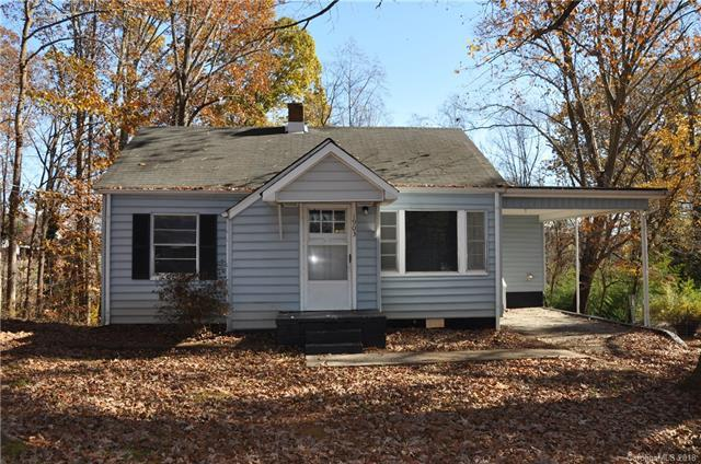 1903 5th Street, Statesville, NC 28677 (#3458540) :: RE/MAX Four Seasons Realty