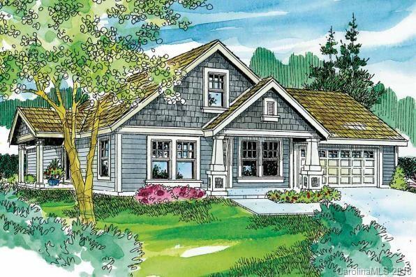 58 Rose Creek Road 50/51, Leicester, NC 28748 (#3458555) :: Puffer Properties