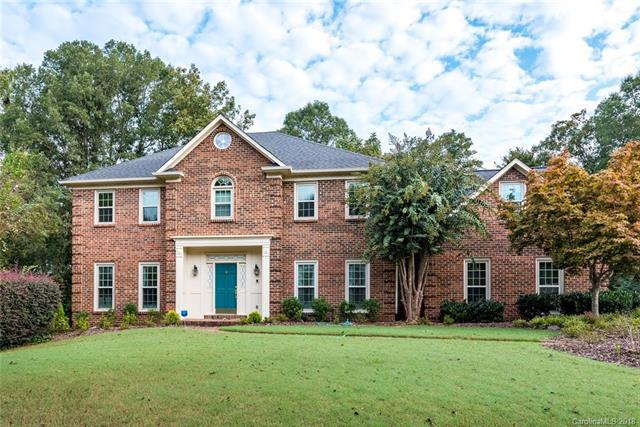 1306 Manicott Drive, Matthews, NC 28105 (#3458566) :: Exit Mountain Realty
