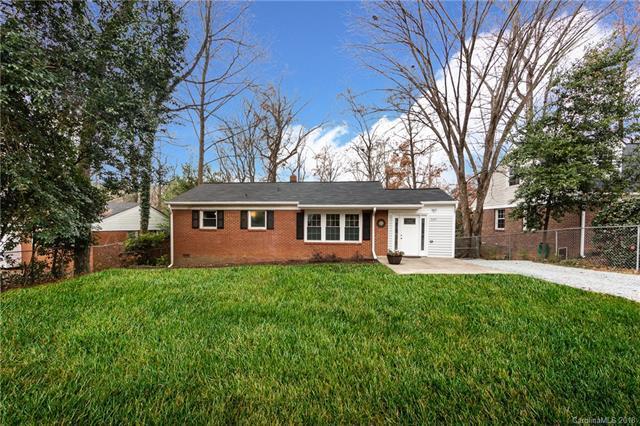 3337 Eastwood Drive, Charlotte, NC 28205 (#3458572) :: David Hoffman Group