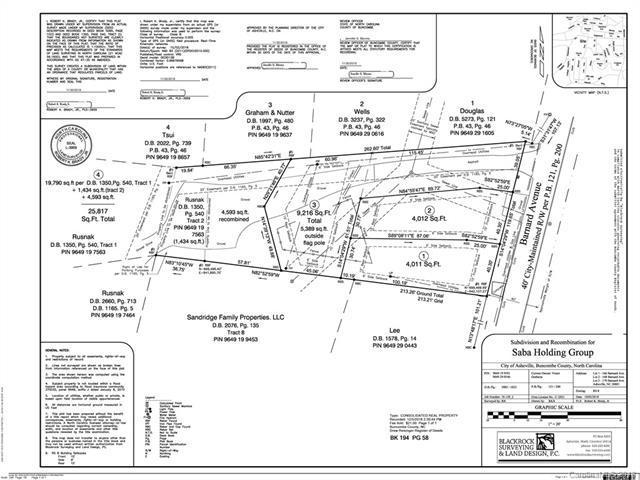 000 Barnard Avenue #1, Asheville, NC 28804 (#3458575) :: Rowena Patton's All-Star Powerhouse