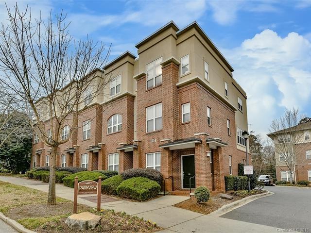 1314 Kenilworth Avenue #218, Charlotte, NC 28203 (#3458582) :: Homes Charlotte
