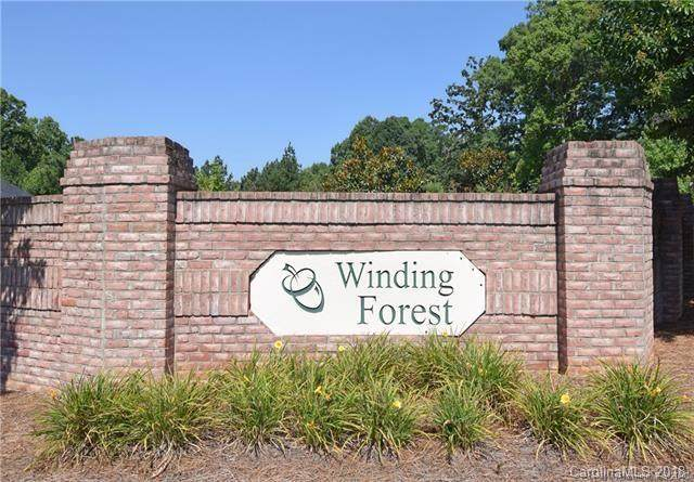 157 Winding Shore Road #18, Troutman, NC 28166 (#3458584) :: High Performance Real Estate Advisors