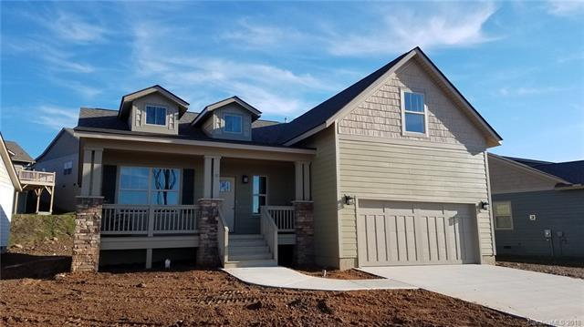 12 Sandstone Drive #74, Weaverville, NC 28787 (#3458595) :: Exit Mountain Realty
