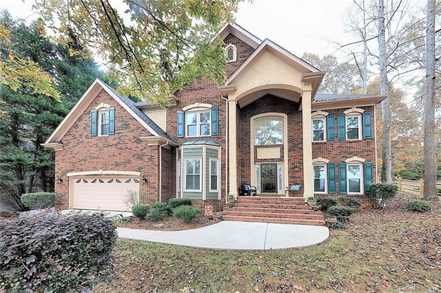 15310 Rush Lake Lane, Huntersville, NC 28078 (#3458598) :: Exit Mountain Realty