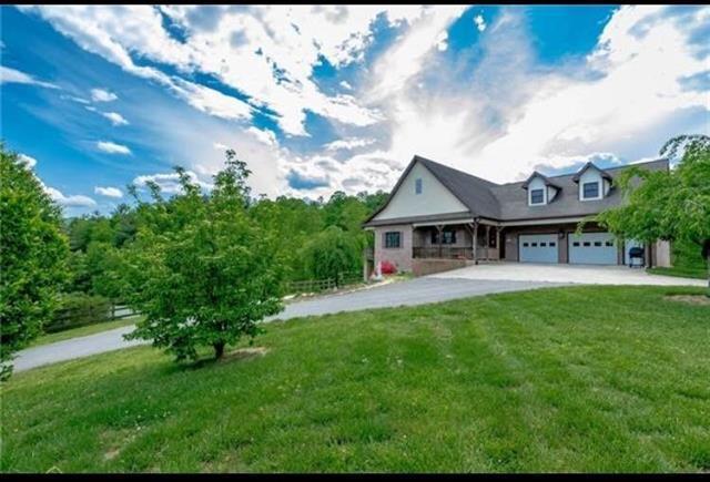 2600 Setzers Creek Road, Lenoir, NC 28645 (#3458623) :: Rinehart Realty