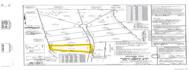 00 Laurel Ridge Dr Laurel Ridge Drive #7, Lincolnton, NC 28092 (#3458629) :: Mossy Oak Properties Land and Luxury