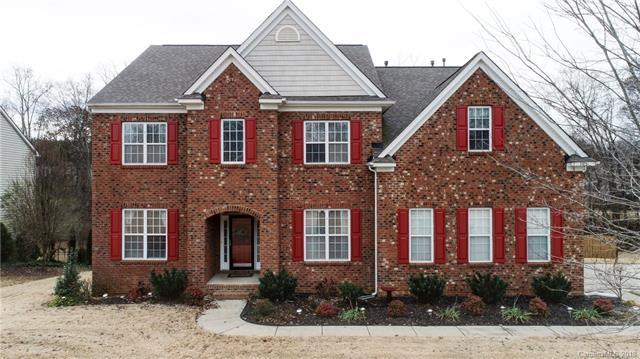 705 Palmerston Lane, Waxhaw, NC 28173 (#3458632) :: Stephen Cooley Real Estate Group
