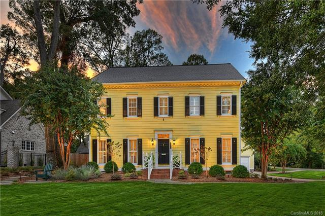 2300 Vernon Drive, Charlotte, NC 28211 (#3458646) :: Stephen Cooley Real Estate Group