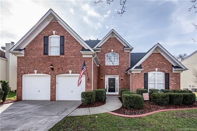 5786 Crimson Oak Court, Harrisburg, NC 28075 (#3458688) :: Team Honeycutt