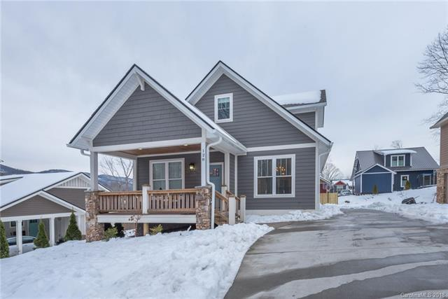 128 Craggy Street, Black Mountain, NC 28711 (#3458729) :: Homes Charlotte