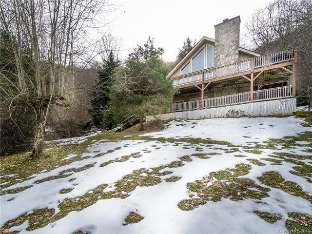 440 Spirit Mountain Road, Waynesville, NC 28786 (#3458833) :: LePage Johnson Realty Group, LLC