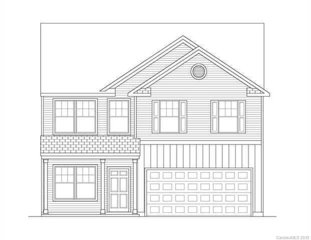 8029 Camden Crossing #18, Lowell, NC 28098 (#3458861) :: Homes Charlotte