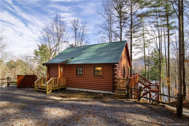 256 S Woods Mountain Trail, Cullowhee, NC 28723 (#3459004) :: The Temple Team